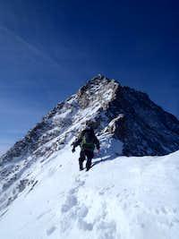 Easiest Ground On the Ridge