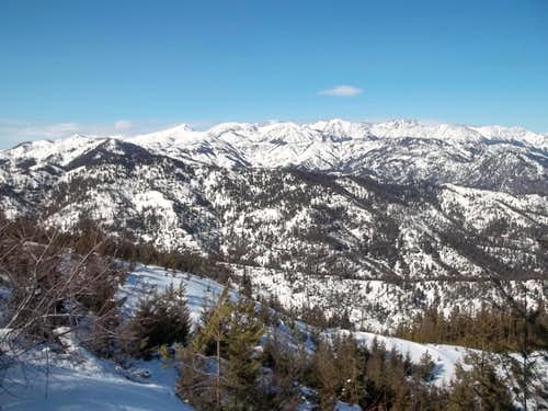 Summit Enchantments view