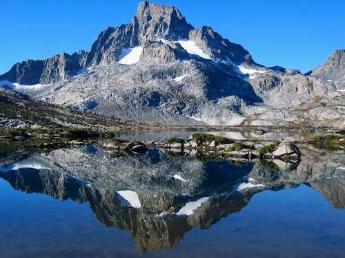 Mt. Banner as seen in...