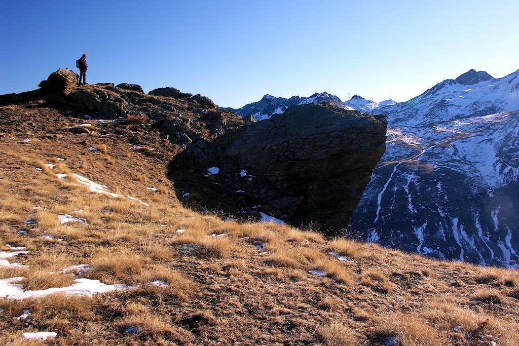 Bec Raty West Summit <i>(2417m)</i>
