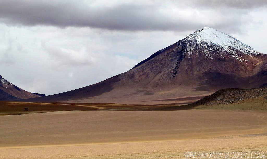 Volcanoes...