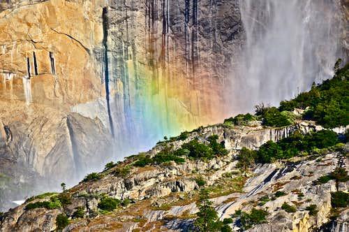 Colors of rainbow...