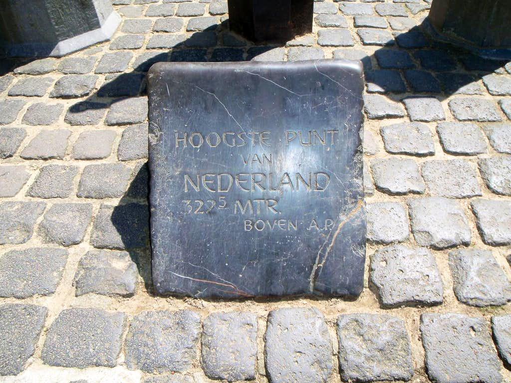 Highpoint of Netherlands