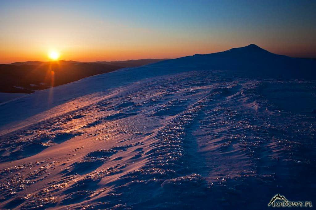 Carynska sunset