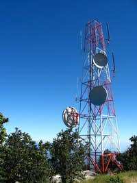Chichontepec Radio Tower