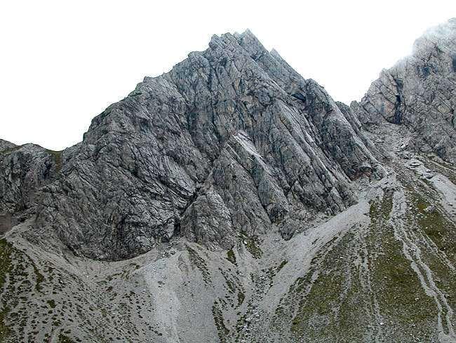 Kleine Gamswiesenspitze seen...
