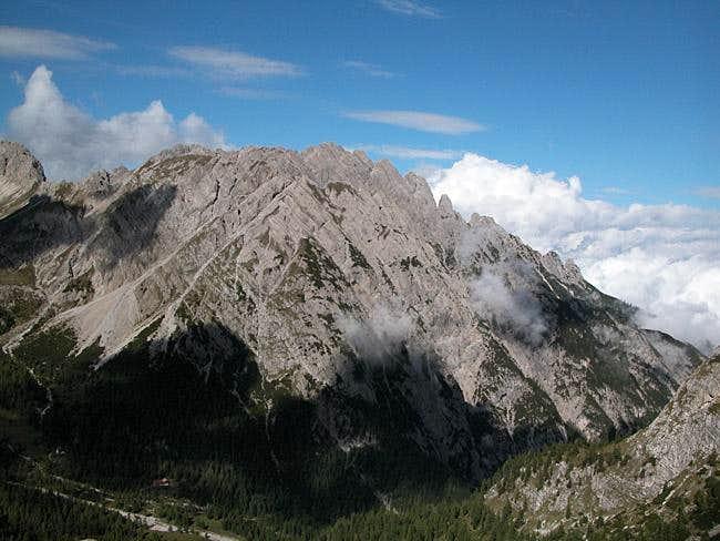 Kleine Gamswiesenspitze view:...