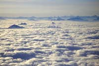 summit photo from Mt. Baker,...