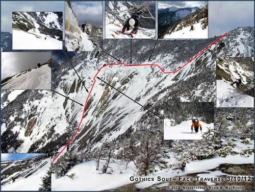 Gothics South Face