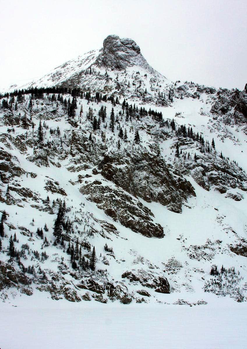 Braddock Peak Buttress