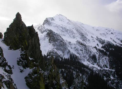 Braddock Peak