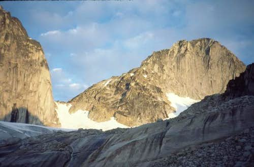 Bugaboo-Snowpatch Col and the...