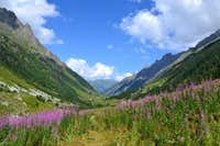 Murudgu valley near Teberda, Russia