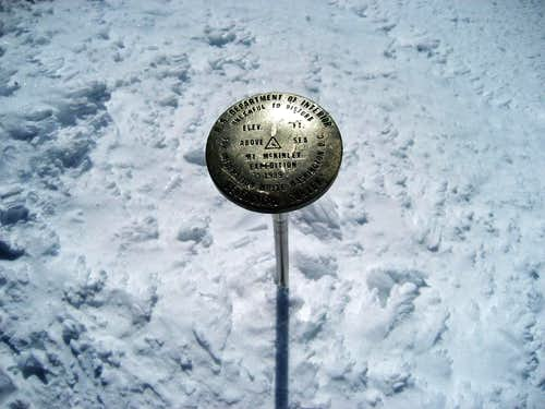 State Highpoint USGS Markers