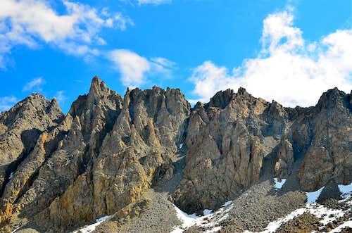 Mt Agassiz