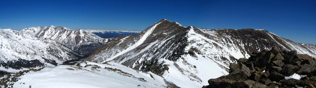 Mount Elbert...