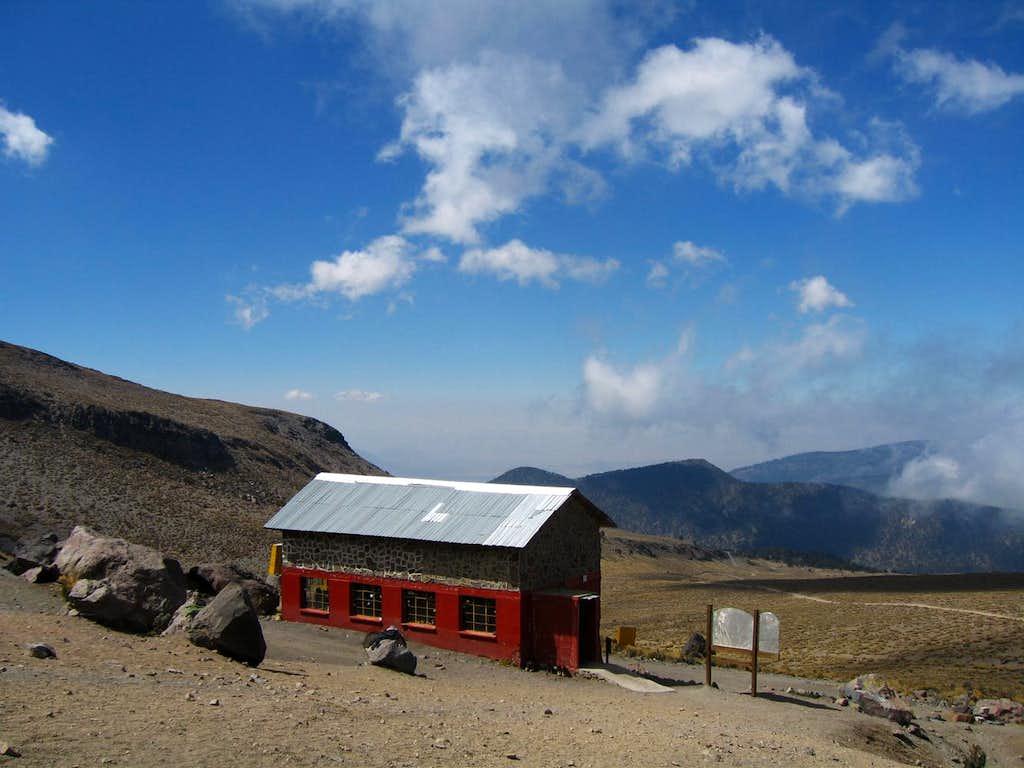 Piedre Grande Hut