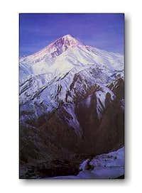DAMAVAND (5671 M)