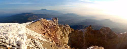 Orizaba s Crater