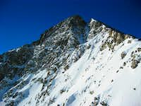The rugged north face of Pacific Peak