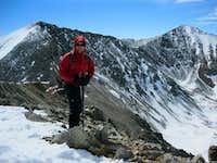 In Front of Peak 10 and Crystal Peak