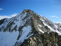 Peak 4's crazy fun North Face/Ridge