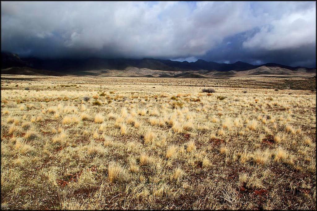 mormon mountains