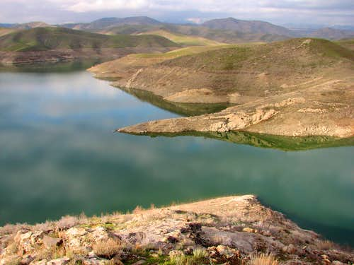 Torogh dam