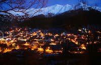 winter night in Bozdag