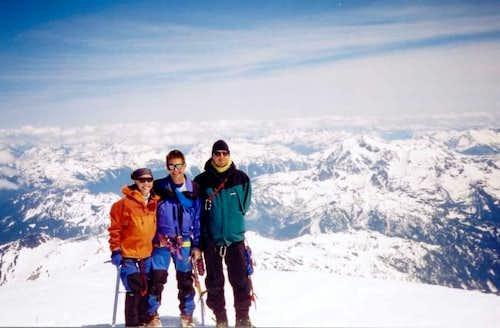 Tales of Mount Baker