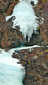 Afella East - Ice Curtain