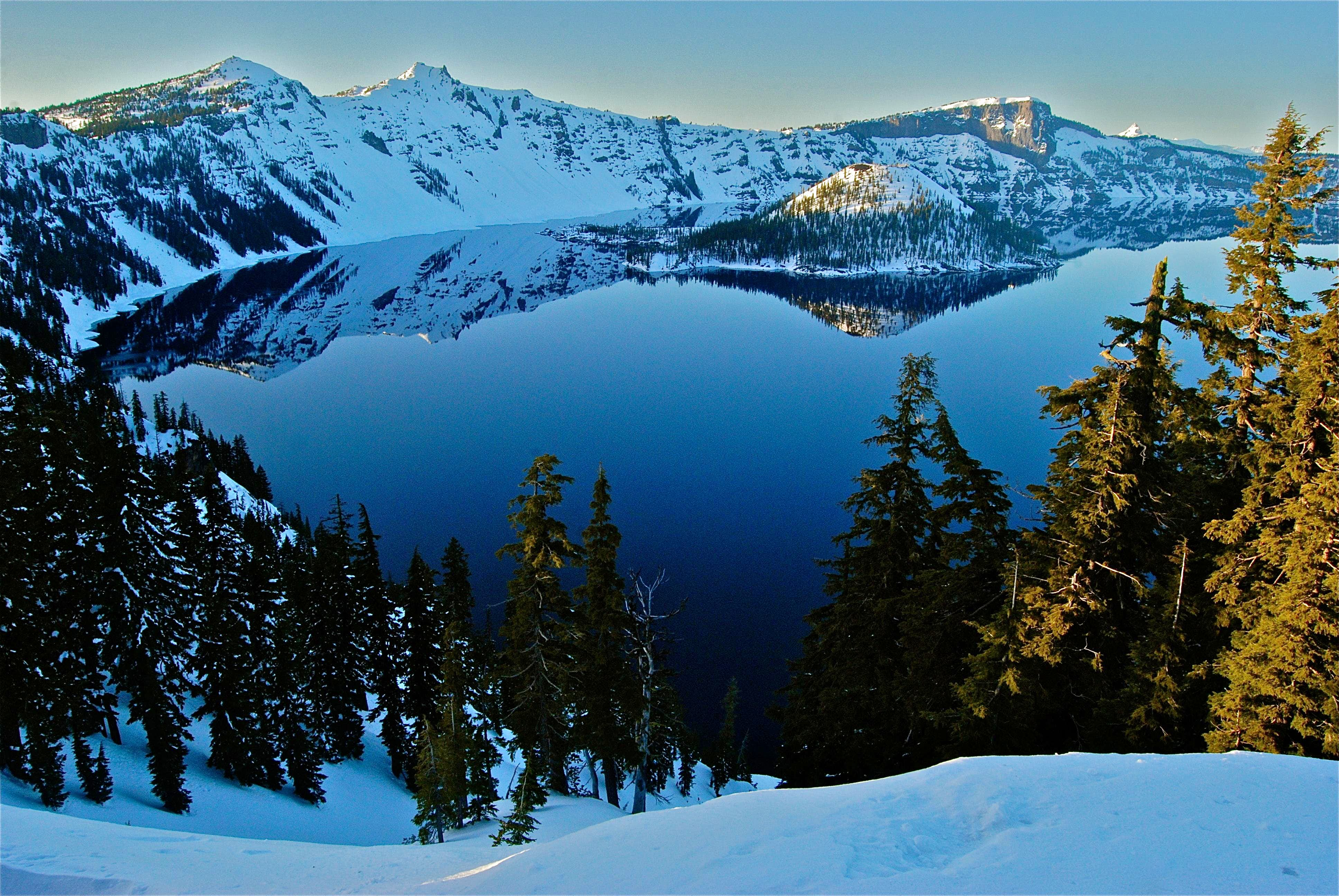 Crater Lake: March 2nd, 3rd 2012