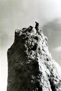 Villach s Needle <i>(2050m)</i> Summit 1968
