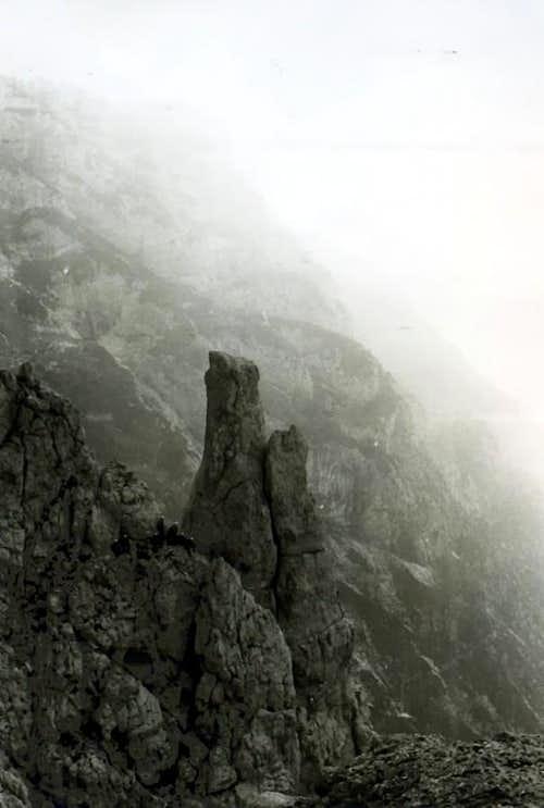 Ago di Villaco in clouds 1968