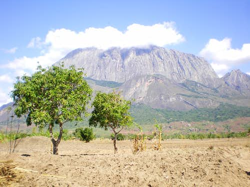 Chambe peak