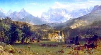 Albert Bierstadt's