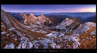 Mali Draski vrh - Visevnik - Ablanca