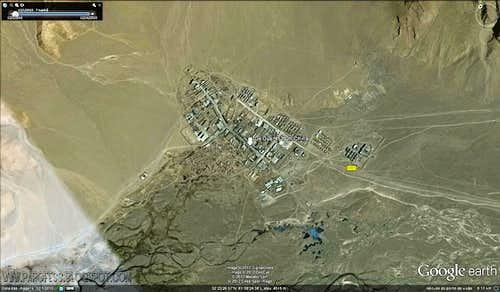 Ge Gyai - 4520 m