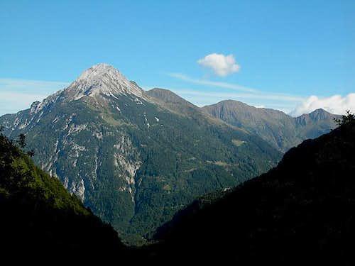 Polinik (2332m), Elferspitz...