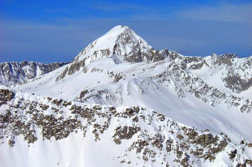 Pfeifferhorn to the west.