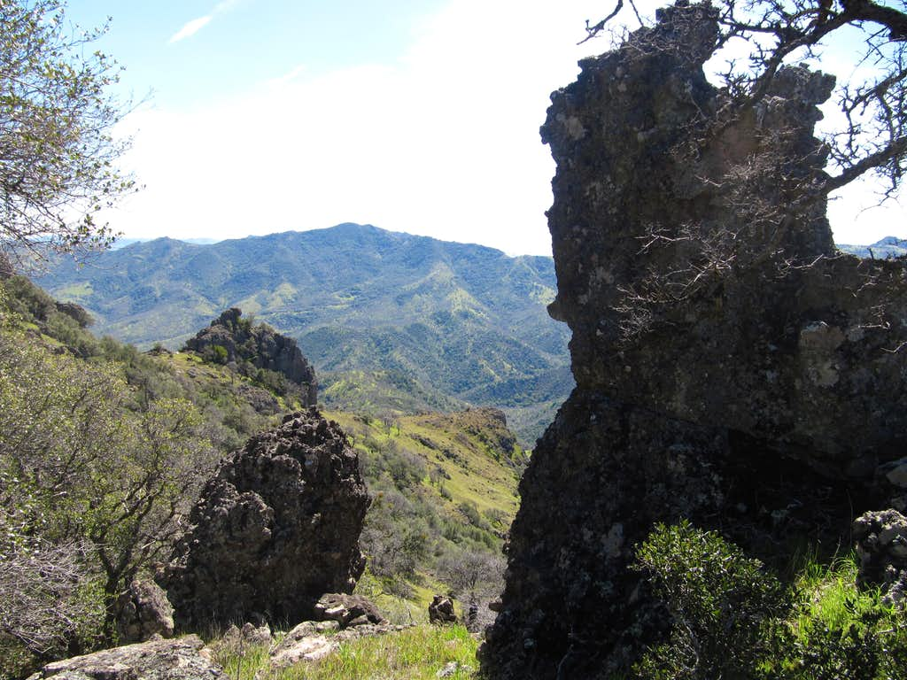 Laveaga Peak
