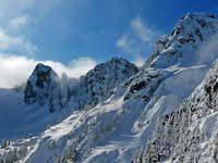Southern Edge of Chair Peak