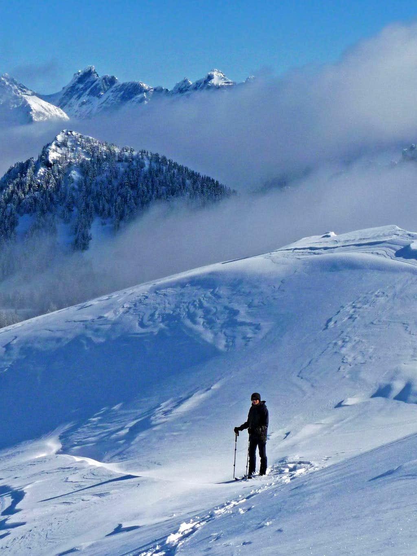 Zephyr in a Winter Wonderland