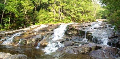 Cascades on Cascade Brook,...