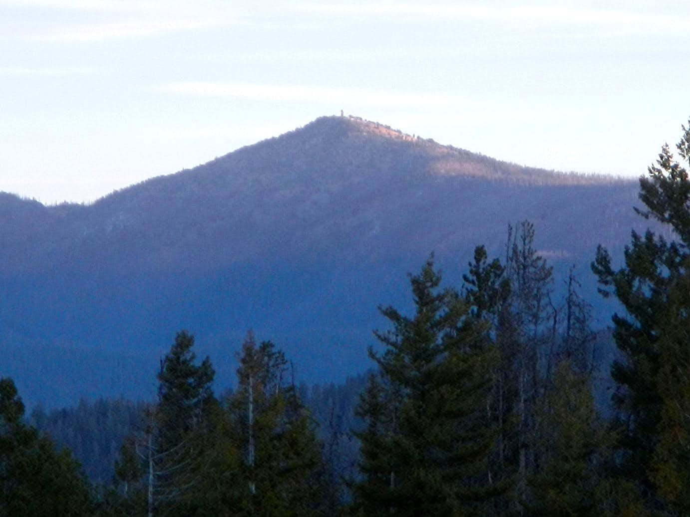 North Twentymile Peak