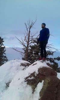 Austere Summit Shot