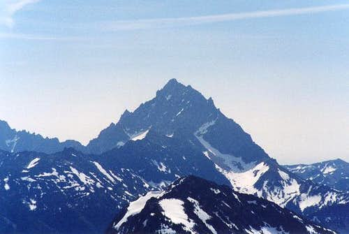 Mt. Stuart from The Cradle...