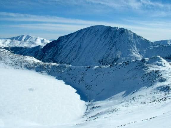 11/15/04: Quandary Peak's...