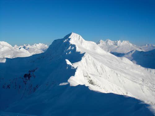 Mt Stroller White
