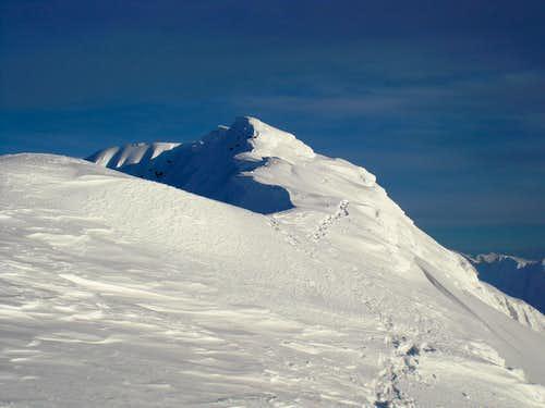 Ridge to Gastineau Peak